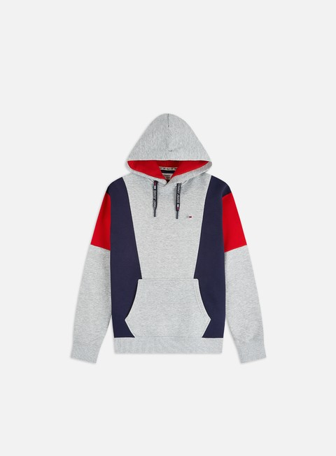 Hooded Sweatshirts Tommy Hilfiger TJ Colorblock Hoodie
