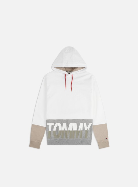 Hooded Sweatshirts Tommy Hilfiger TJ Colorblock Logo Hoodie