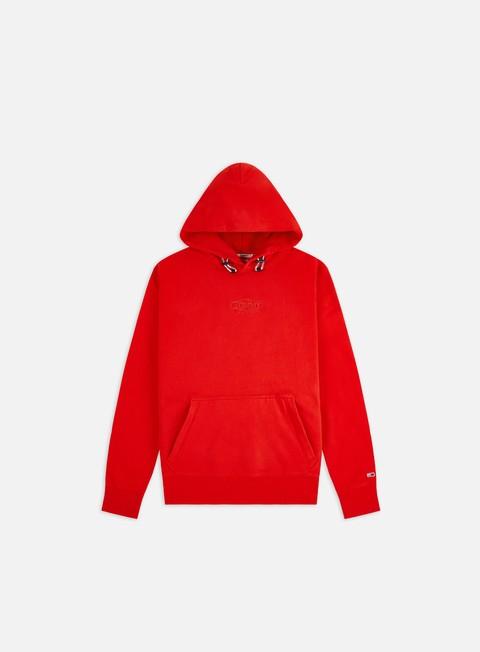 Hooded Sweatshirts Tommy Hilfiger TJ Contrast Trim Hoodie