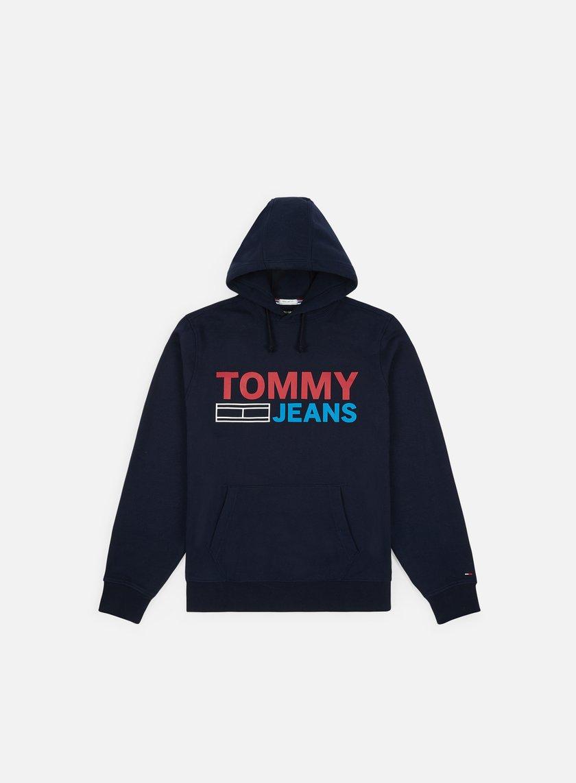 Tommy Hilfiger TJ Corp Logo Hoodie