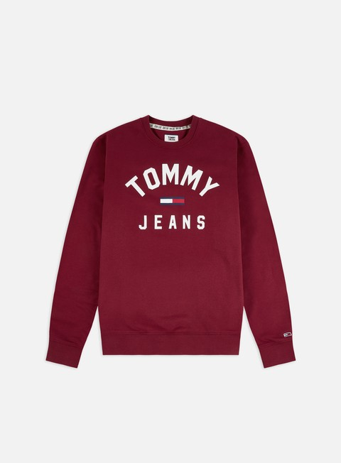 Crewneck Sweatshirts Tommy Hilfiger TJ Essential Flag Crewneck