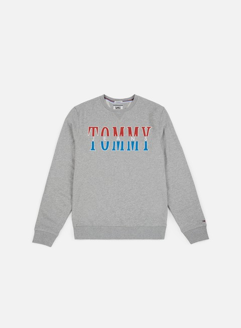 Outlet e Saldi Felpe Girocollo Tommy Hilfiger TJ Essential Graphic Crewneck 2