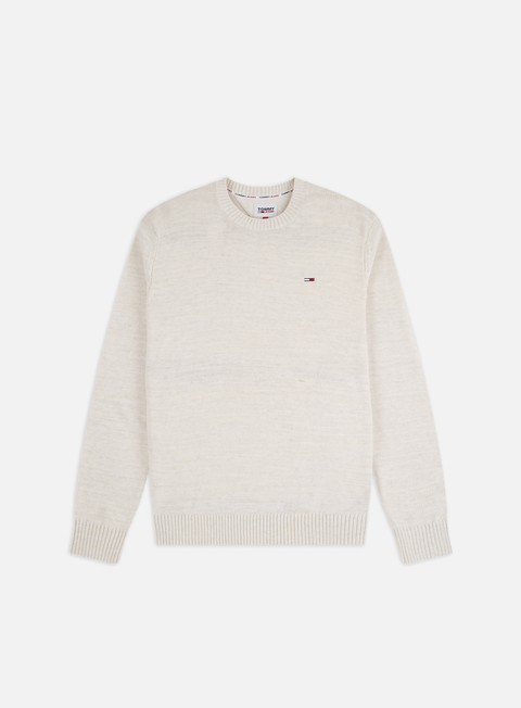 Outlet e Saldi Maglioni e Pile Tommy Hilfiger TJ Essential Texture Sweater