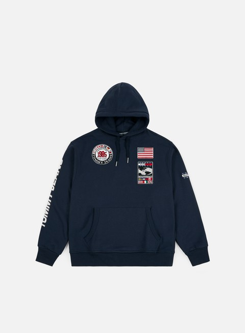Sale Outlet Hooded Sweatshirts Tommy Hilfiger TJ Expedition Hoodie
