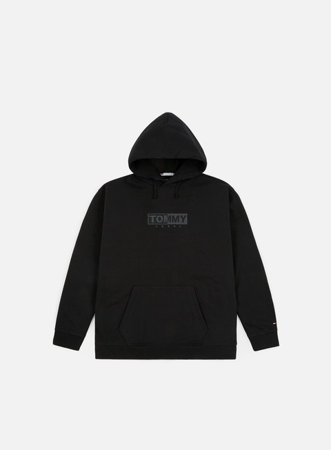Tommy Hilfiger TJ Fleece Embroidered Hoodie
