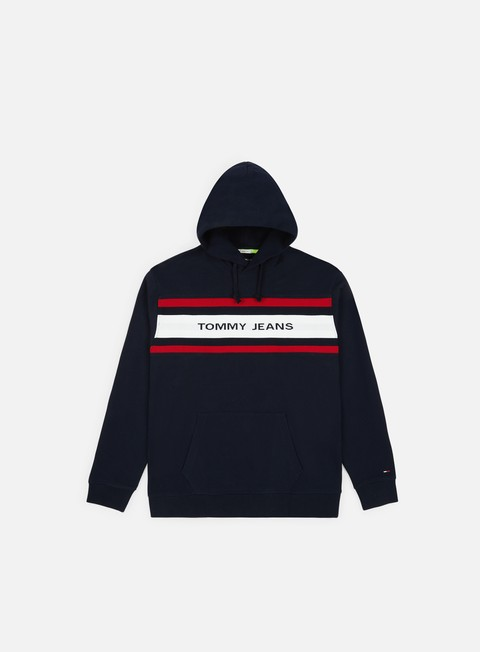 Hooded Sweatshirts Tommy Hilfiger TJ Fleece Hoodie