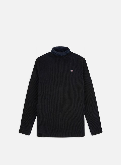 Maglioni e Pile Tommy Hilfiger TJ High Mock Sweater