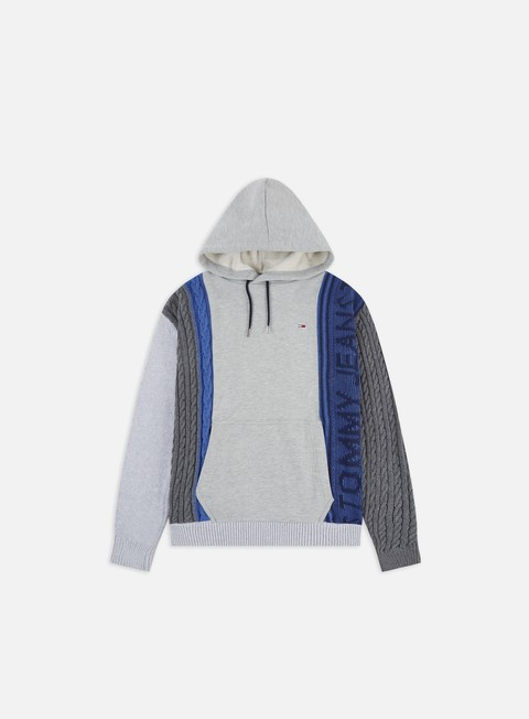 Outlet e Saldi Felpe con Cappuccio Tommy Hilfiger TJ Mix Hooded Sweatshirt