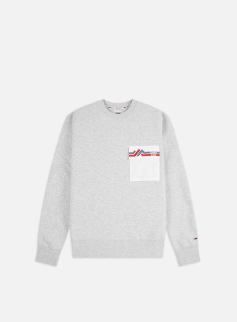 Crewneck Sweatshirts Tommy Hilfiger TJ Pocket Crewneck