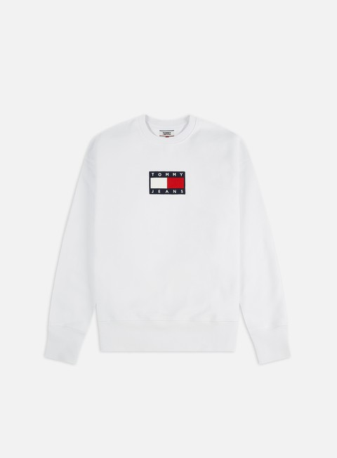 Tommy Hilfiger TJ Small Flag Crewneck