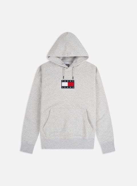 Hooded Sweatshirts Tommy Hilfiger TJ Small Flag Hoodie