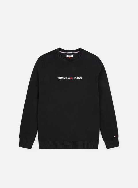 Sweaters and Fleeces Tommy Hilfiger TJ small Logo Sweatshirt