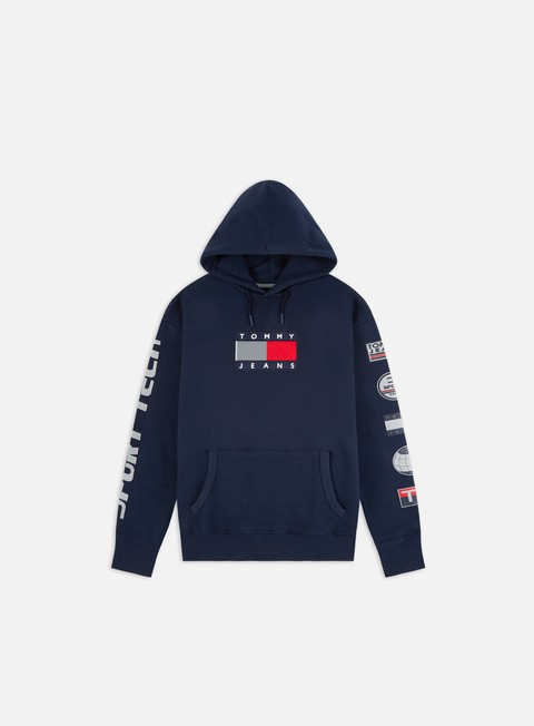 Hooded Sweatshirts Tommy Hilfiger TJ Sport Tech Hoodie