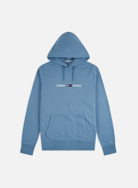 Sale Outlet Hooded Sweatshirts Tommy Hilfiger TJ Straight Logo Hoodie