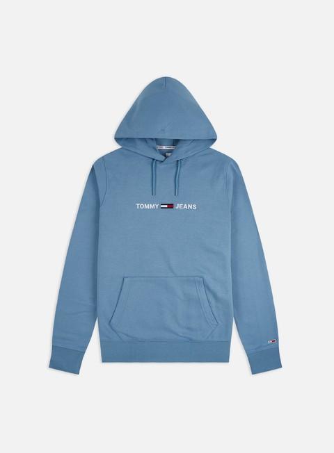 Hooded Sweatshirts Tommy Hilfiger TJ Straight Logo Hoodie