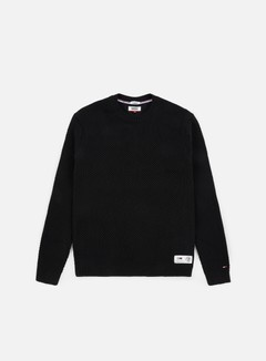 Tommy Hilfiger - TJ Textural Sweater, Tommy Black