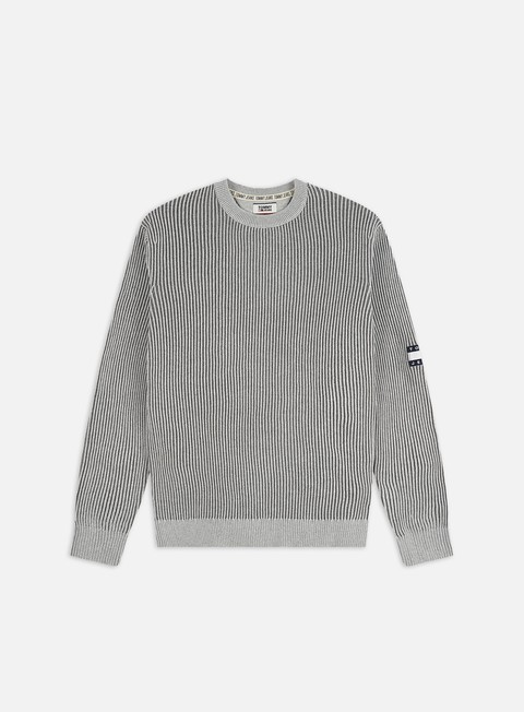 Outlet e Saldi Maglioni e Pile Tommy Hilfiger TJ Textured Badge Sweater