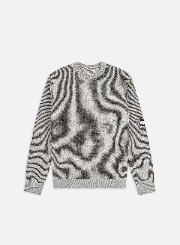 Tommy Hilfiger TJ Textured Badge Sweater