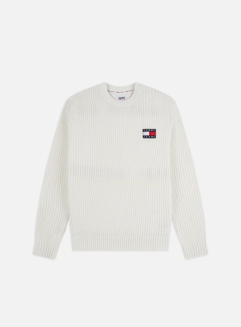 Maglioni e Pile Tommy Hilfiger TJ Tommy Badge Sweater