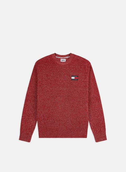 Maglioni e Pile Tommy Hilfiger TJ Tommy Badge Texture Sweater