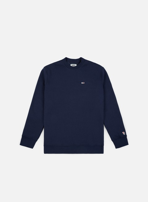 Outlet e Saldi Felpe Girocollo Tommy Hilfiger TJ Tommy Classic Crewneck