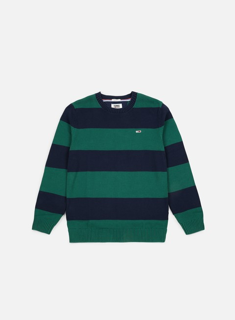 Sweaters and Fleeces Tommy Hilfiger TJ Tommy Classics Block Sweater