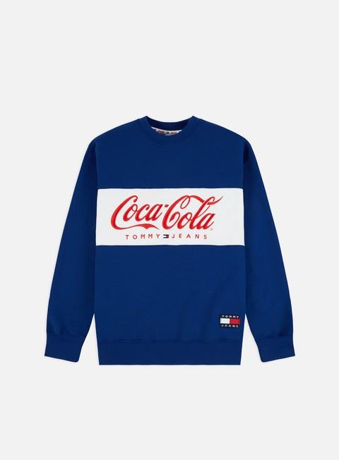 Felpe Girocollo Tommy Hilfiger TJ Tommy x Coca Cola Crewneck