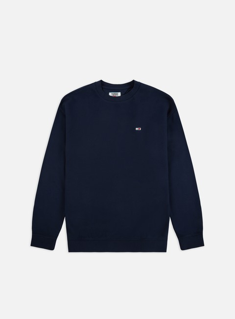 Outlet e Saldi Felpe Girocollo Tommy Hilfiger TJ Washed Crewneck