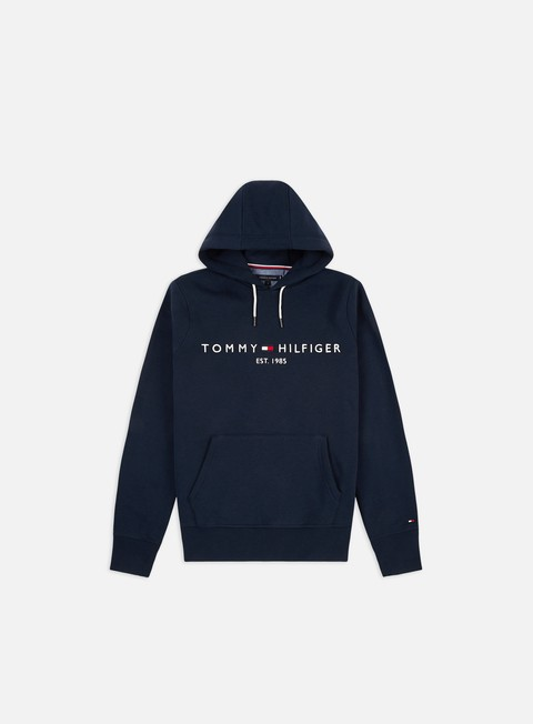 Sale Outlet Hooded Sweatshirts Tommy Hilfiger Tommy Logo Hoodie