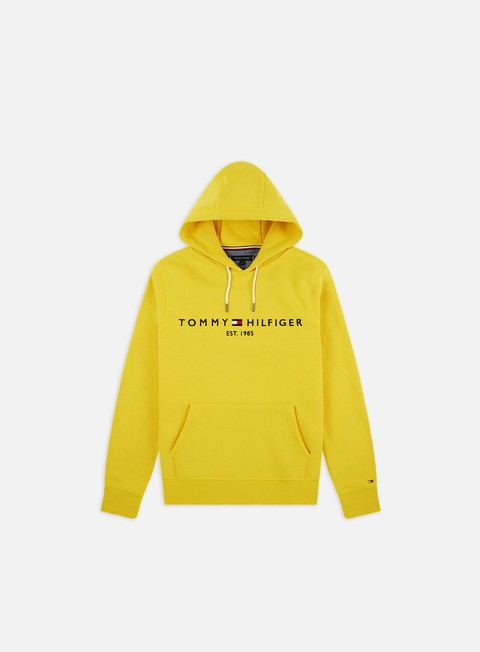 Outlet e Saldi Felpe con Cappuccio Tommy Hilfiger Tommy Logo Hoodie
