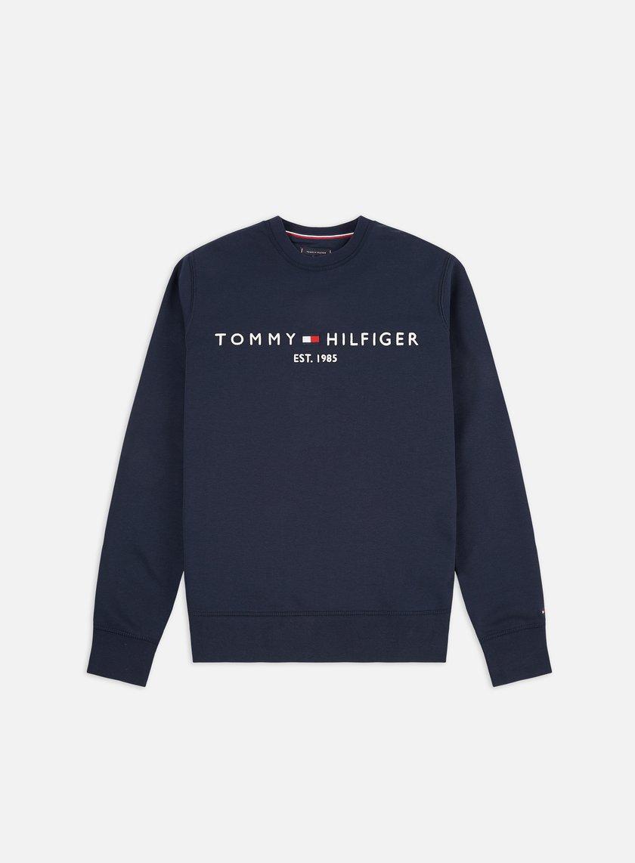 Tommy Hilfiger Tommy Logo Sweatshirt Crewneck