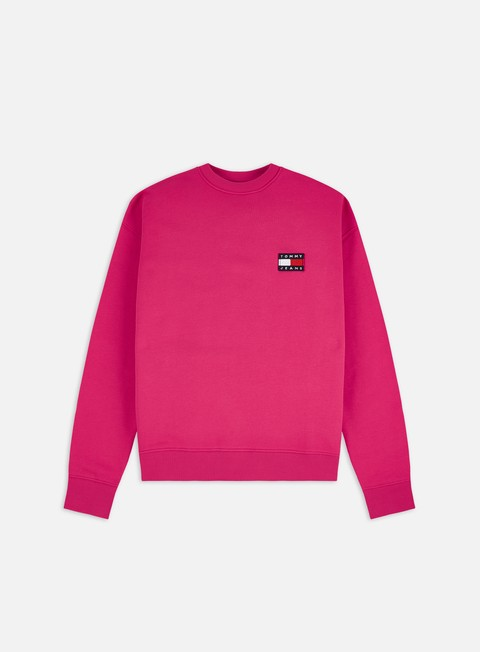 Tommy Hilfiger WMNS TJ Tommy Badge Crewneck