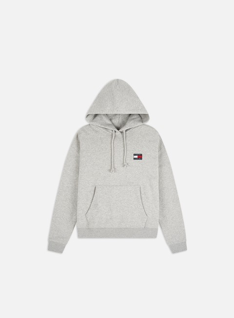 Hooded Sweatshirts Tommy Hilfiger WMNS TJ Tommy Badge Hoodie