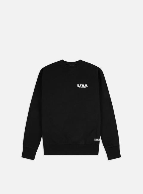 Sale Outlet Crewneck Sweatshirts U.P.W.W. Hi-Viz Back Insert Crewneck