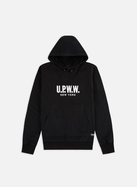 Outlet e Saldi Felpe con Cappuccio U.P.W.W. Logo Hoodie