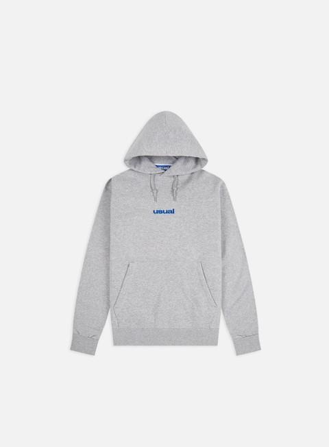 Hooded Sweatshirts Usual CC TV Hoodie