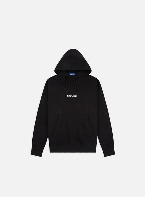 Hooded Sweatshirts Usual NFNC Tag Hoodie