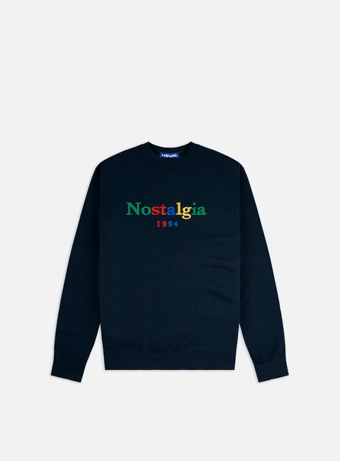 Sale Outlet Crewneck Sweatshirts Usual Nostalgia 1994 Ben Crewneck