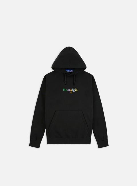 Hooded Sweatshirts Usual Nostalgia 1994 Rainbow Hoodie