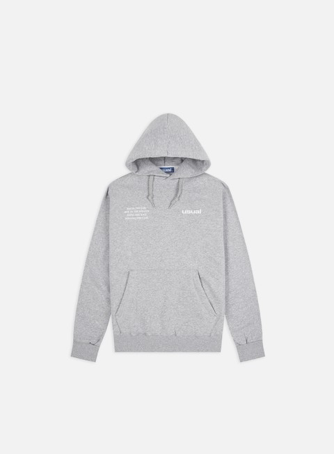 Hooded Sweatshirts Usual Run Hoodie
