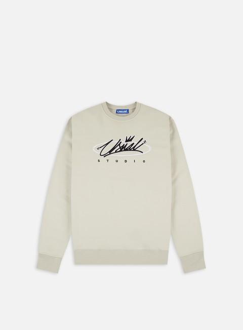 Crewneck Sweatshirts Usual Studio Crewneck