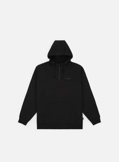 Vans - Anytime Quarter Zip Hoodie, Black