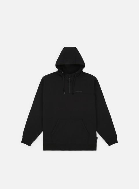 Zip Sweatshirts Vans Anytime Quarter Zip Hoodie