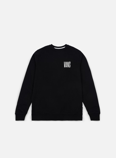 Crewneck Sweatshirts Vans Big Hit Crewneck