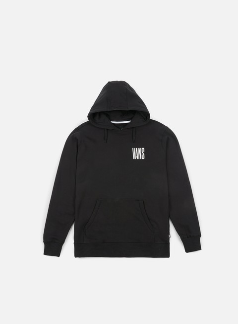 felpe vans big hit hoodie black