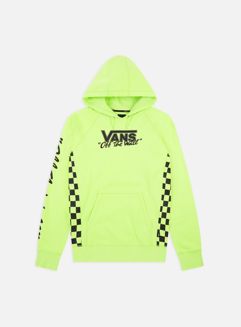 Hooded Sweatshirts Vans BMX Off The Wall Hoodie