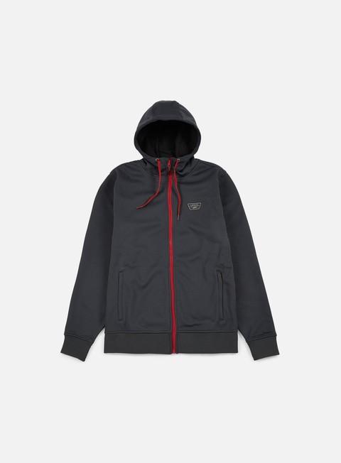 Zip Sweatshirts Vans Brockwell Zip Hoodie