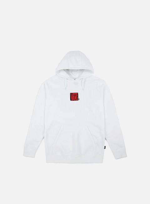 felpe vans circa 66 hoodie white