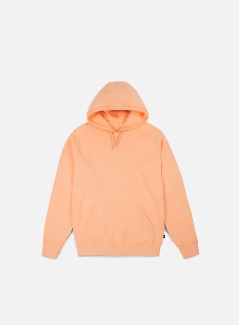 felpe vans classic hoodie apricot ice black