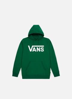 Vans - Classic Hoodie, Evergreen